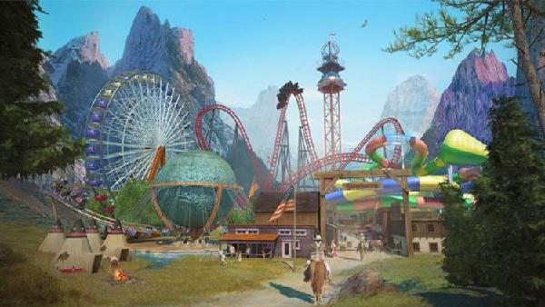 Eventreisen und Freizeitparks